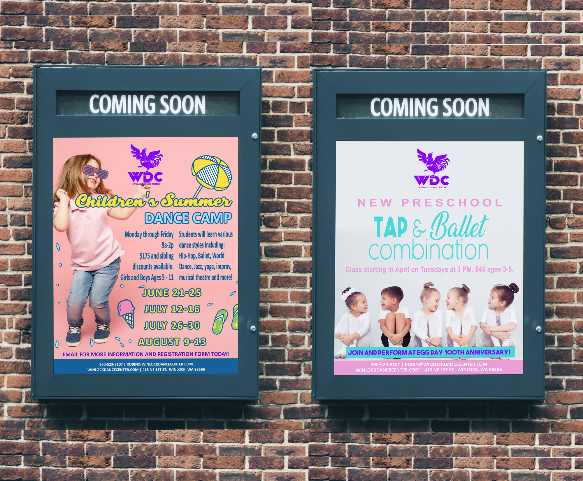 Winlock Posters