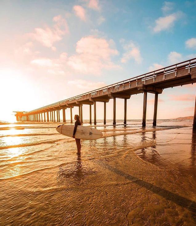 Best Beaches San Diego
