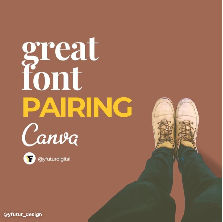 How to Pair Fonts and Examples